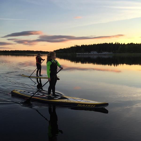 Stand Up Paddle i Karlstad